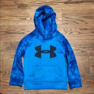 Little Boys UA Hooded Sweatshirt
